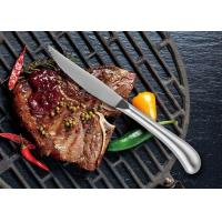 Buy cheap Multifunction Beef Steak Knife Fine Serrated Edge With Forged Hollow Shank product