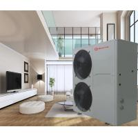 Buy cheap 13kw Side Blown Evi High Temperature Air Source Heat Pump Ultra Quiet CCC from wholesalers
