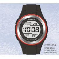 Buy cheap Self Calibrating Watches / 100M Water Resistant Digital Watches For Men from wholesalers