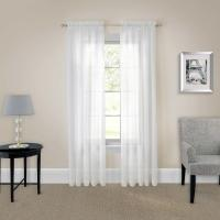 Buy cheap XXC polyester stripe design chiffon curtain fabric from wholesalers