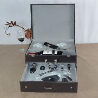 Buy cheap Deluxe Wine Accessories Gift Box With Cordless Design Electric Polyresin Wine Opener from wholesalers