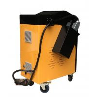 Buy cheap 500W Timesaving Fiber Laser Cleaning Machine High Cleaning Efficiency product