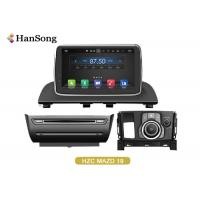 Buy cheap Android Car Split  Stereo Car Multimedia System With Gps Mazda CX-4 Brands from wholesalers