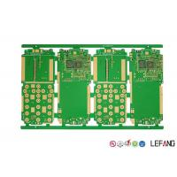 Buy cheap Circuit Board Medical Equipment PCB 4 Layers For Medical Diagnostics Instrument product
