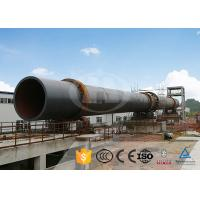 Buy cheap Fire Resistance Bricks Lime Rotary Kiln High Temp ISO YZ1626 Certification from wholesalers