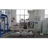 Granite Aggregates Auto Bagging Machines Gravel / Stone / Pebble Packing Machine