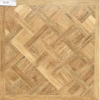 Buy cheap Ceramic Kitchen Floor Tiles / Wood Like Ceramic Tile Clear And Vivid Designs from wholesalers