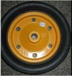 Buy cheap Solid Rubber Wheel/wheelbarrow Wheel from wholesalers