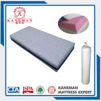 Buy cheap Simple and fashion style with high density foam mattress 193*93cm Customized size available from wholesalers