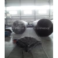 Buy cheap Pneumatic rubber ship launching airbag / marine airbag for ship launching from wholesalers