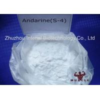 Buy cheap Selective Androgen Receptor Modulators Gtx 007 / S4 SARMS Muscle Building CAS 401900-40-1 from wholesalers