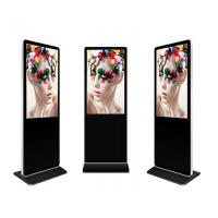 Buy cheap 42 Inch LCD Digital Signage Kiosk , Free Standing Advertising Screen Display from wholesalers