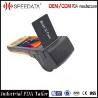 Buy cheap Touch Screen Wireless Handheld Smart Card Reader for ID Card product