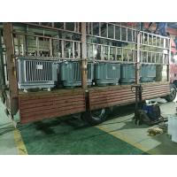 Buy cheap S9 35(38.5)KV 500 Kva 3 Phase Transformer Compact Structure For Hospitals from wholesalers