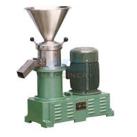 Buy cheap Sanitary food grinding machine stainless steel colloid mill peanut butter sesame paste colloid mill from wholesalers