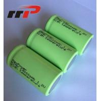 Buy cheap High Temperature NIMH Rechargeable Batteries UL from wholesalers