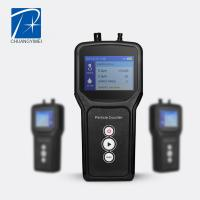 Buy cheap 2015 new english version dust particle counter from wholesalers