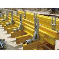 Steel Concrete Formwork Accessories Beam Clamp , Concrete Formwork Products