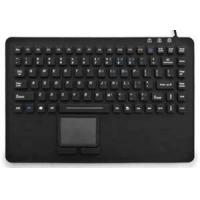 Buy cheap custom water proof, dust proof and vandalism proof Industrial Keyboard with Touchpad from wholesalers