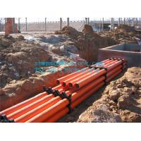 Buy cheap PVC-C electrical wire pipe  PVC-C pipe for cable casing from wholesalers