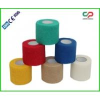 Buy cheap Non-woven cohesive Elastic bandages latex/latex free from wholesalers
