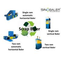 Buy cheap Scrap Baler / Scrap Compactor from wholesalers