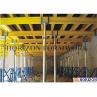 H20 Wooden Beam Slab Formwork Systems , Deck Slab ShutteringHigh Loading Bearing
