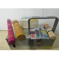 Buy cheap Small size portable Automatic Banding machine for Incense bouding from wholesalers