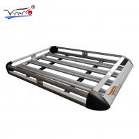 Buy cheap F002 Double - Layer Roof Rack Basket Easy Get On / Off ISO9001 Approved from wholesalers