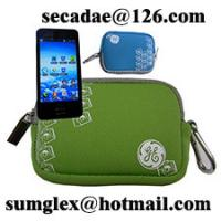 Buy cheap neoprene phone sleeve,neoprene phone pouch,neoprene cell phone pouch,neoprene mobile phone from wholesalers