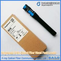King Honest 5 km Fiber optic visual fault detector pen out pw : >1mW Visual Fault Locator