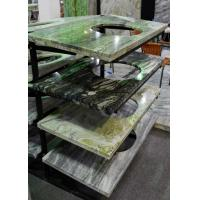 Buy cheap Multi Color Marble Stone Countertops , Marble Kitchen Worktops Polished / Honed Finishing from wholesalers