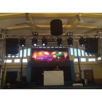 Buy cheap Small Pixel Pitch 3mm Indoor Led Screens High Resolution 111111dots from wholesalers