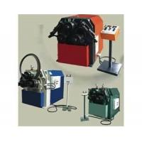 Buy cheap Portable high quality Hydraulic Uncoiler Angle Rolling Machine with Electric control panel from wholesalers