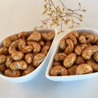 Buy cheap Healthy Coated Roasted Soy Sauce Flavor Cashew Nuts Snacks Leisure Foods No Food Color Kosher Halal BRC product