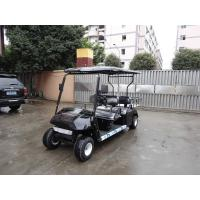 Buy cheap 6 Seats Electric Vintage Cars 48v Electric Golf Carts PP Body CE Approved from wholesalers