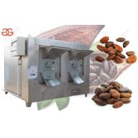 Buy cheap Cocoa Roaster Machine For Sale|Cocoa Bean Roasting Machine Price from wholesalers