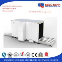 Buy cheap Multi - Energy X Ray Security Inspection System For Cargo With 2000kg Load In Nuclear Power Station / Railways from wholesalers