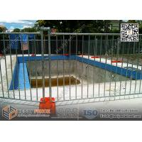 Buy cheap 1.35m High X 2.3m width Temporary Swimming Pool Fence | Hot Dipped Galvanised from wholesalers