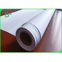Buy cheap Lenght 50 / 100m 100% Wood Pulp Smooth Wrinkle FSC Plotter Paper For Drawing from wholesalers