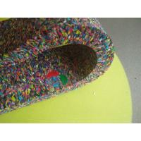 Buy cheap Shock Absorb PUFoam Rubber Mat For Workout Room 5mm / 8mm Sound Proof from wholesalers