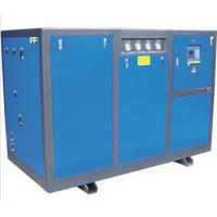 Buy cheap R410A Stainless Steel Water Tank Water Cooled Chiller With Cooling Tower from wholesalers