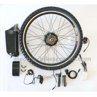 Quality 250W Rear 36V Electric Motor 25Km / H E Bike Kits Motorized Bicycle Parts for sale