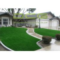 Buy cheap Economy Realistic Artificial Grass For Yard Reuse Synthetic Turf Surface from wholesalers