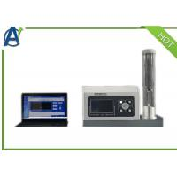 Buy cheap 50L/S ASTM D2863 Cable Oxygen Index Testing Machine from wholesalers
