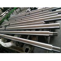 Buy cheap Tempered Steel Rod , Piston rod For Pneumatic Machine, Chrome Bar For Heavy Machine product