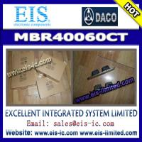 Buy cheap MBR40060CT - DACO - DIODE SCHOTTKY 60V 400A 2TOWER product