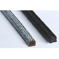 Buy cheap Carbon Fiber Packing With PTFE , High Temperature Resistant from wholesalers