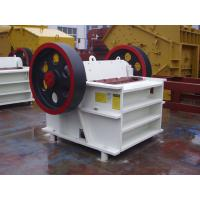 Buy cheap ISO9001 certified 20tph small white durable PE250 400 jaw crusher equipment for great sale from wholesalers