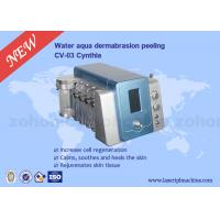Buy cheap Portable microdermabrasion machine hydro water dermabrasion machine skin care diamond dermabrasion from wholesalers
